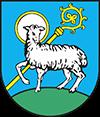 Punkt kurierski Lidzbark Warmiński herb