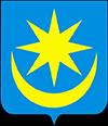 Punkt kurierski Mińsk Mazowiecki herb